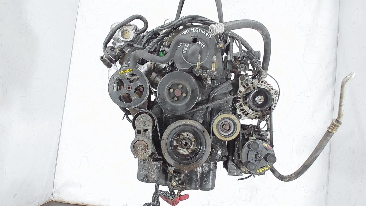 Двигатель (ДВС) Mitsubishi Grandis 2.4 л Бензин
