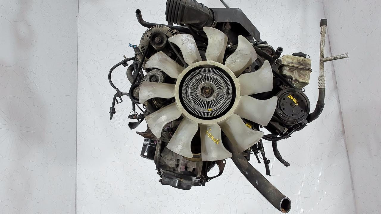 Двигатель (ДВС) Ford Explorer  4.0 л Бензин
