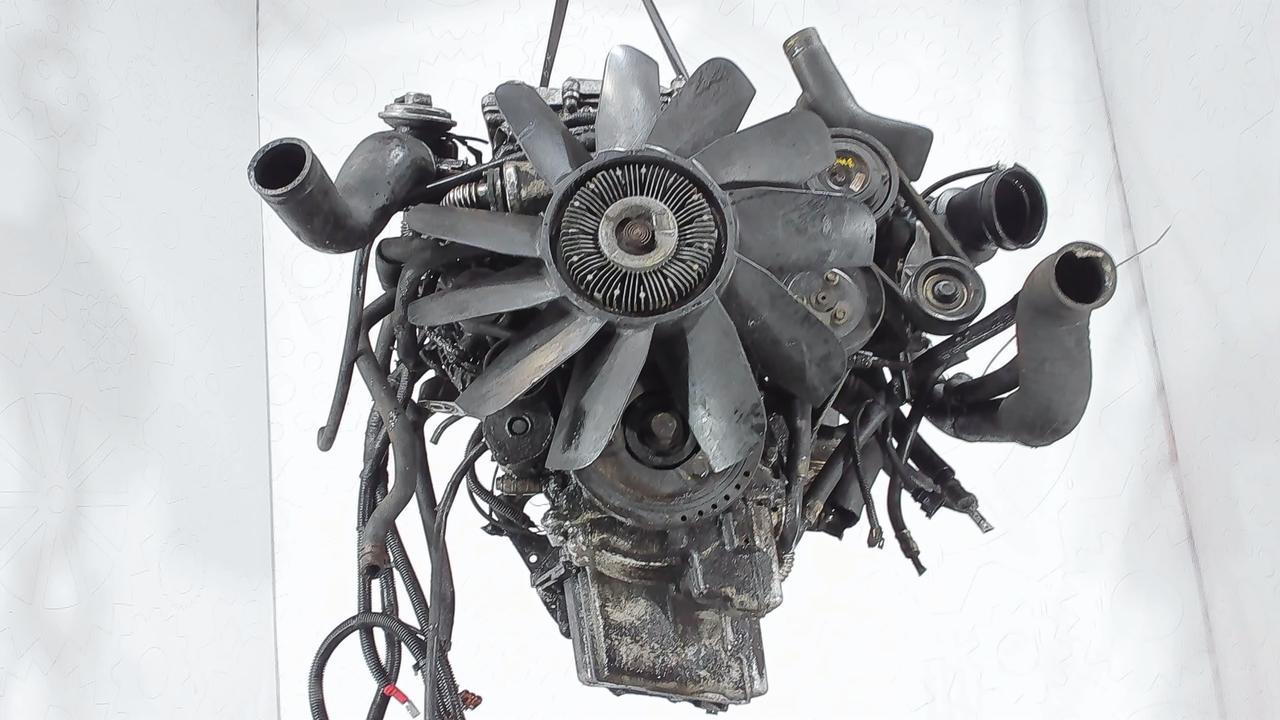 Двигатель (ДВС) Land Rover Discovery 2  2.5 л Дизель