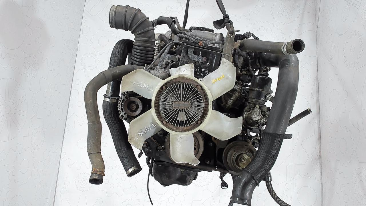 Двигатель (ДВС) Mitsubishi Pajero  3.2 л Дизель