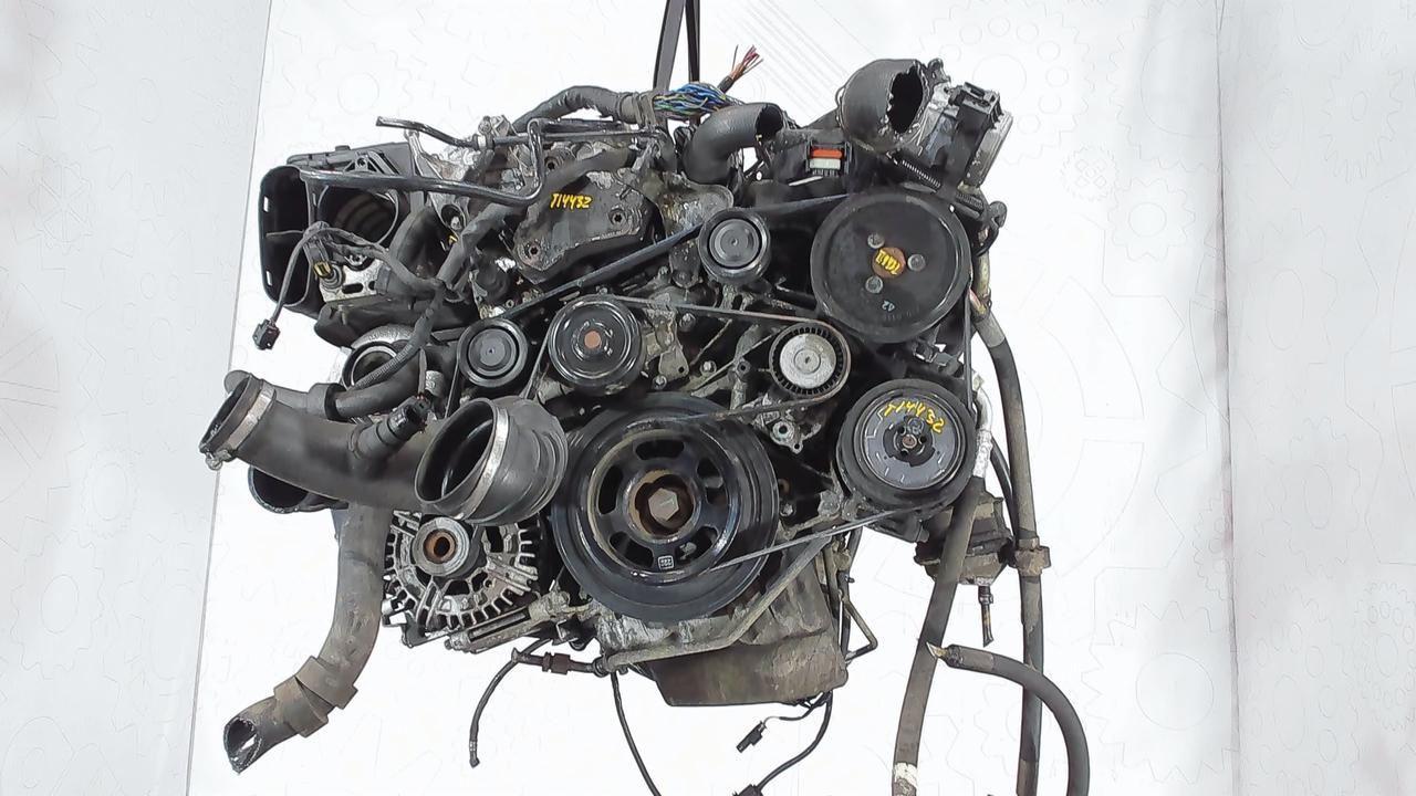 Двигатель (ДВС) Mercedes C W203  2.1 л Дизель