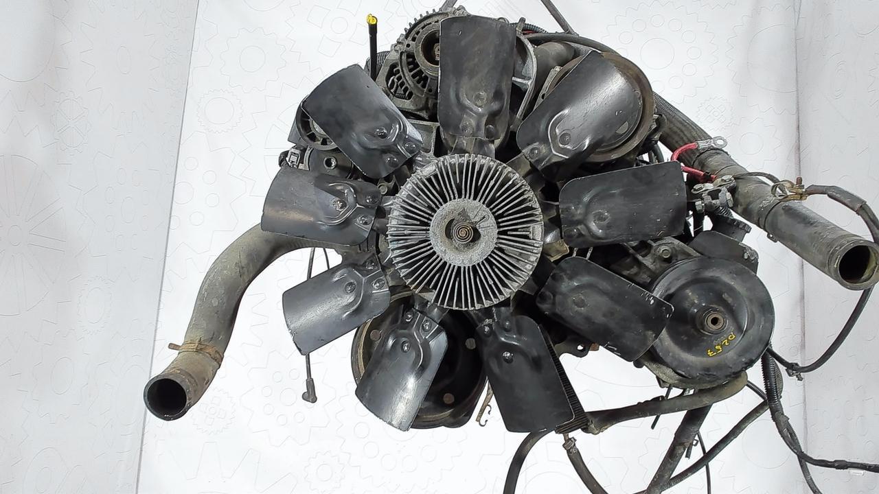 Двигатель (ДВС) Dodge Durango  5.2 л Бензин