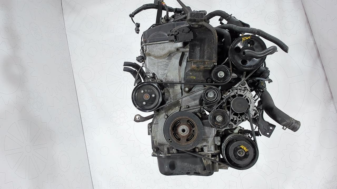 Двигатель (ДВС) KIA Sorento  2.4 л Бензин