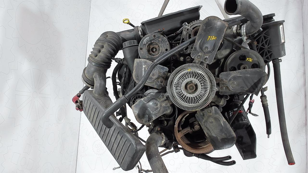 Двигатель (ДВС) Dodge Durango  4.7 л Бензин