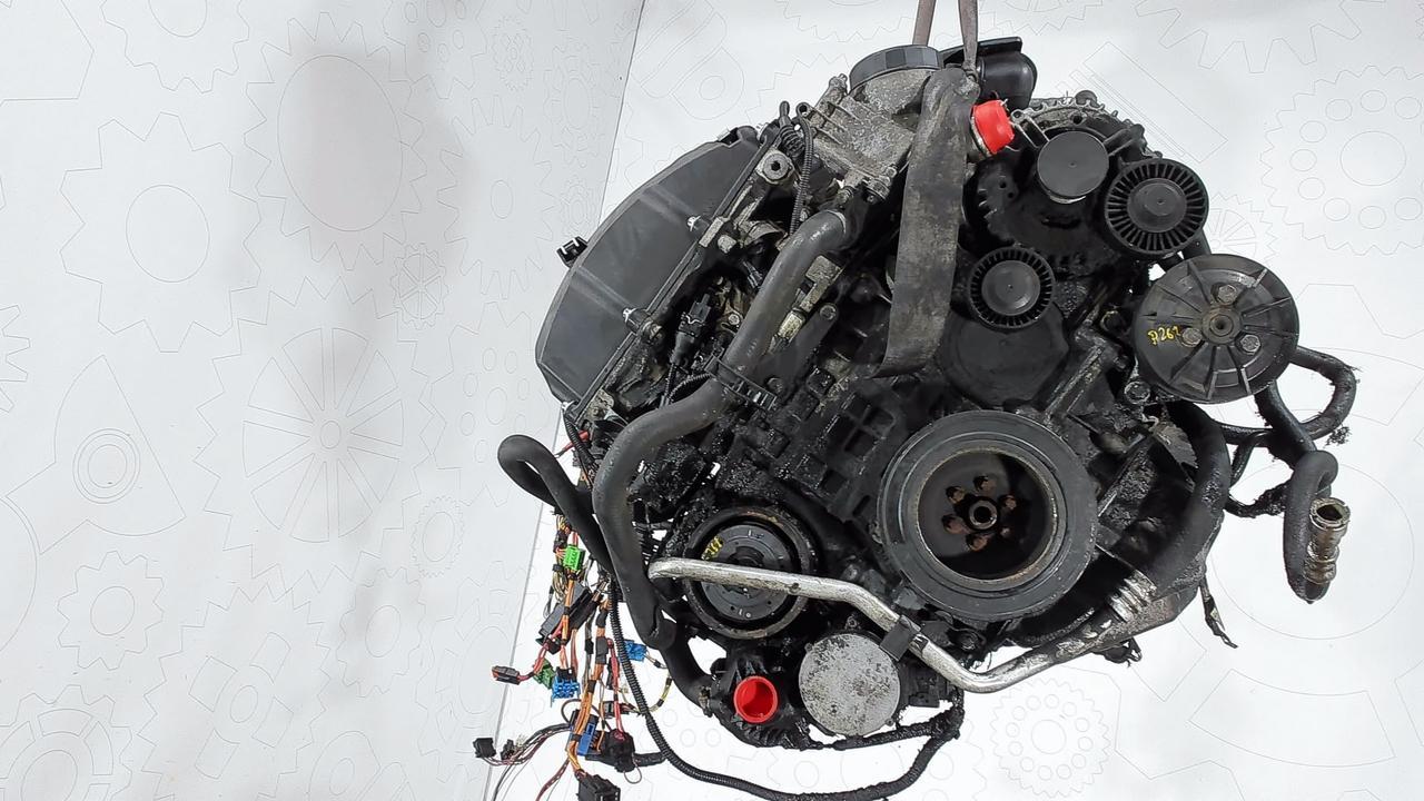Двигатель (ДВС) BMW 3 E92  3 л Бензин