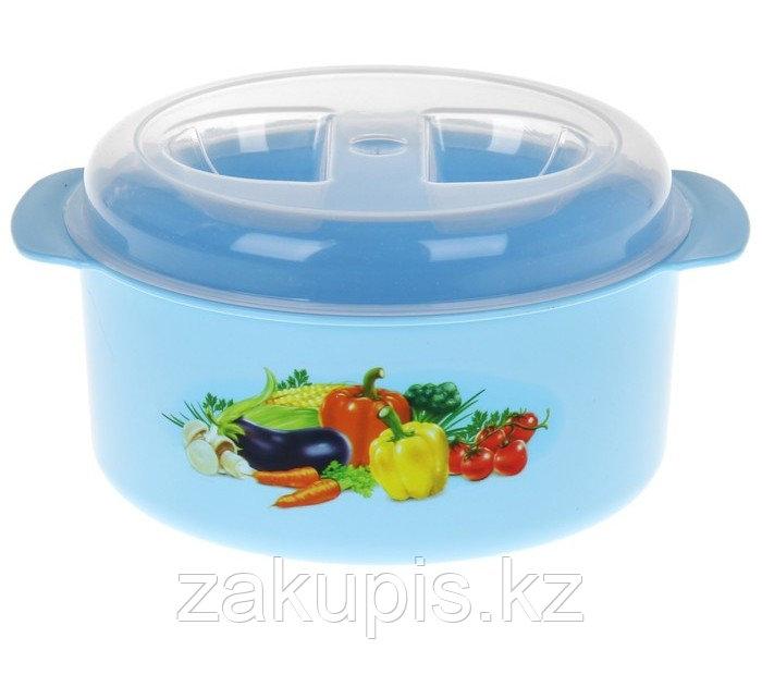 Кастрюля - контейнер для микроволновки