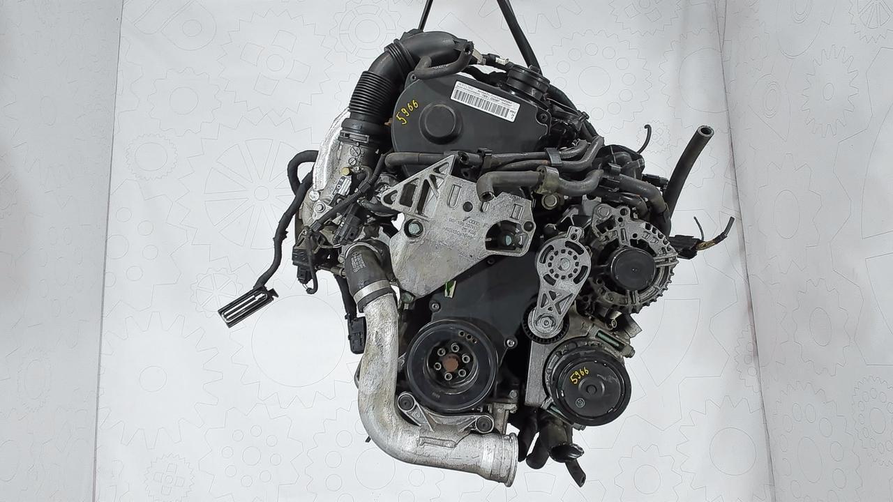 Двигатель (ДВС) Volkswagen Passat 6  2 л Бензин