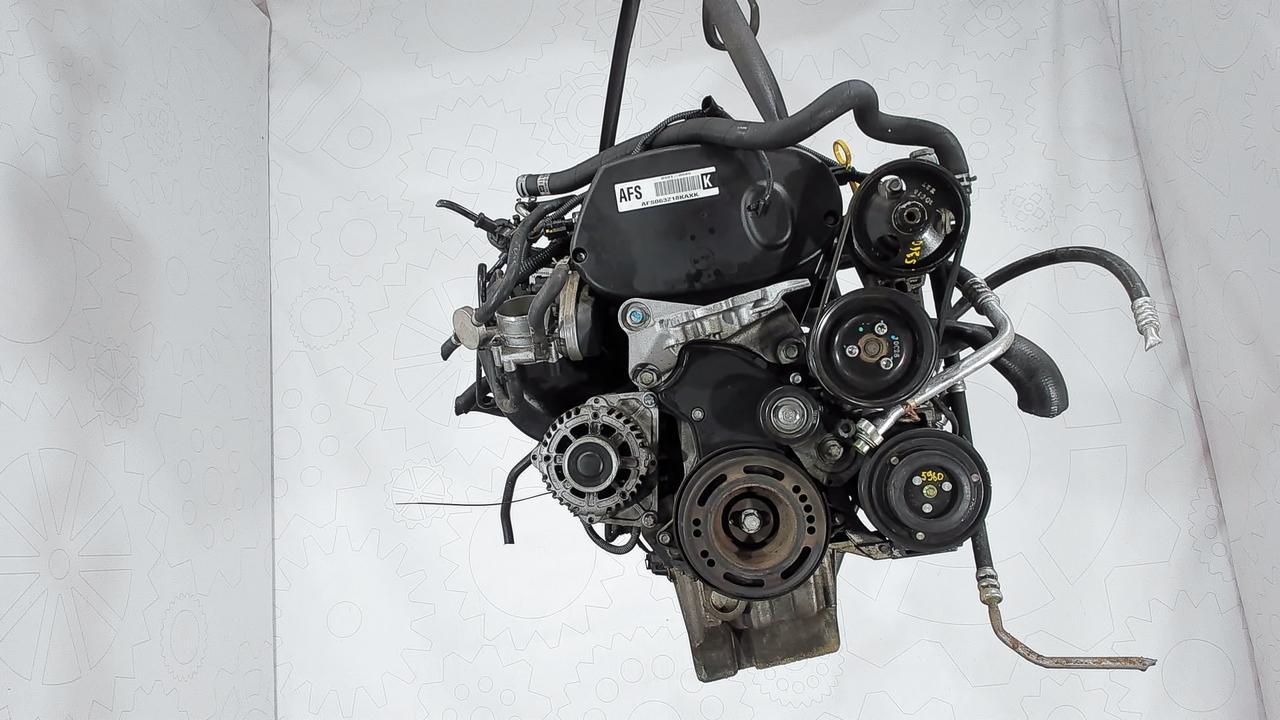 Двигатель (ДВС) Chevrolet Cruze  1.8 л Бензин