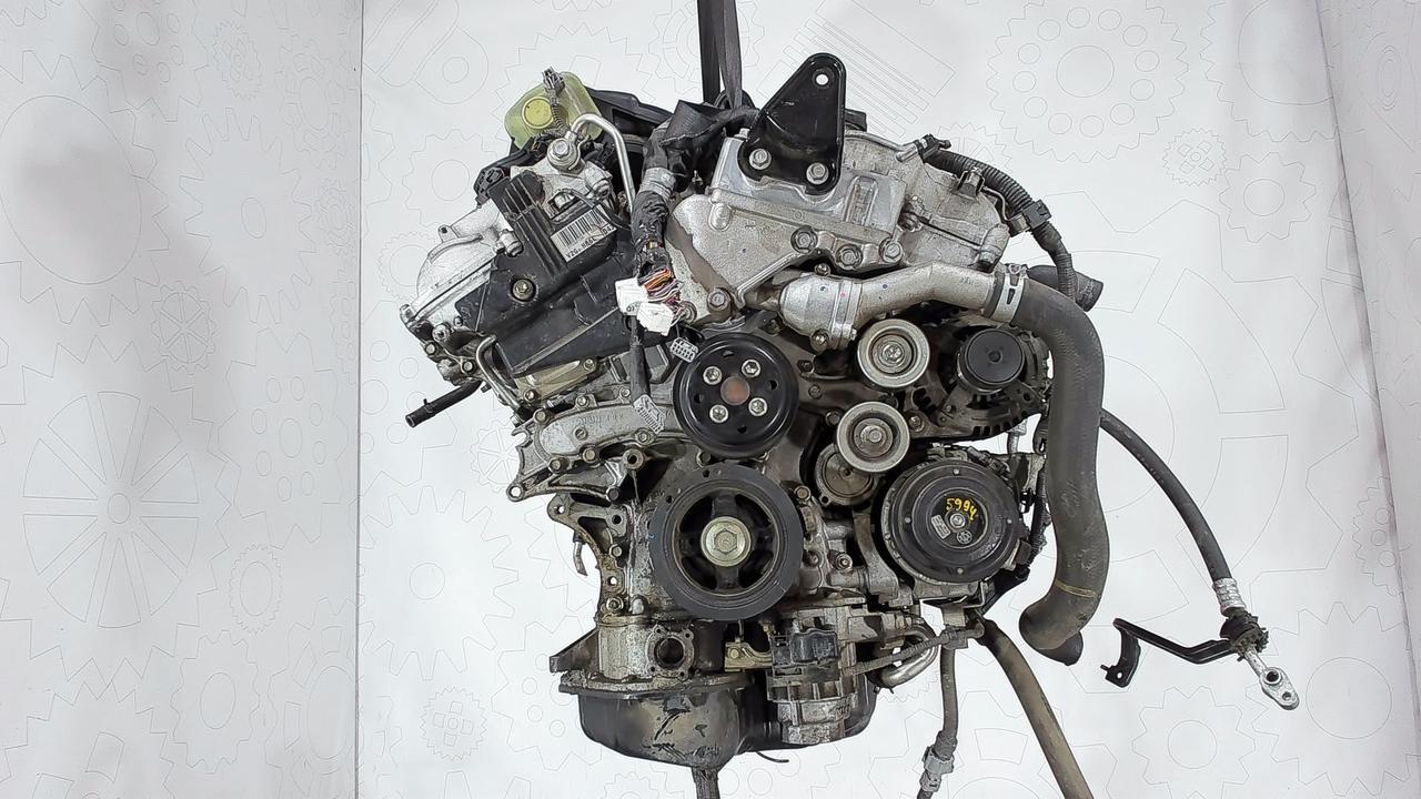 Двигатель (ДВС) Toyota Highlander 2  3.5 л Бензин