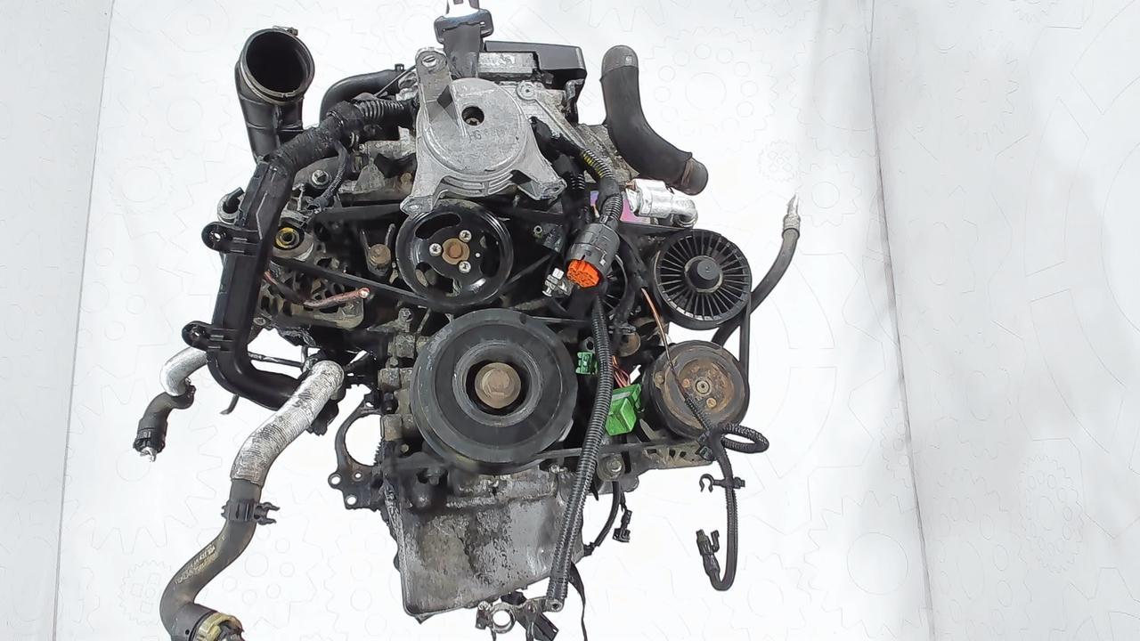 Двигатель (ДВС) Opel Zafira A  2 л Дизель