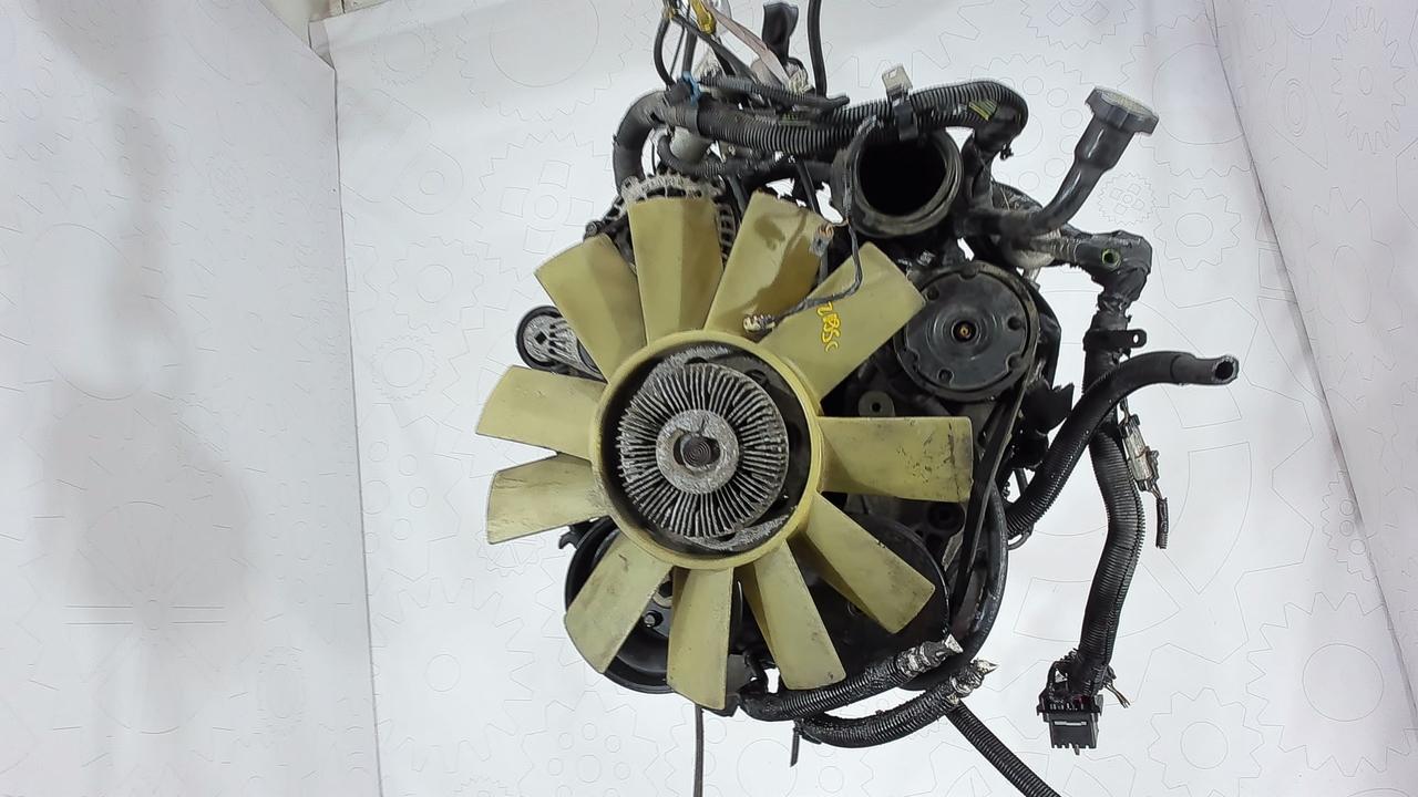 Двигатель (ДВС) Chevrolet Astro Van (GMC Safari) 4.3 л Бензин