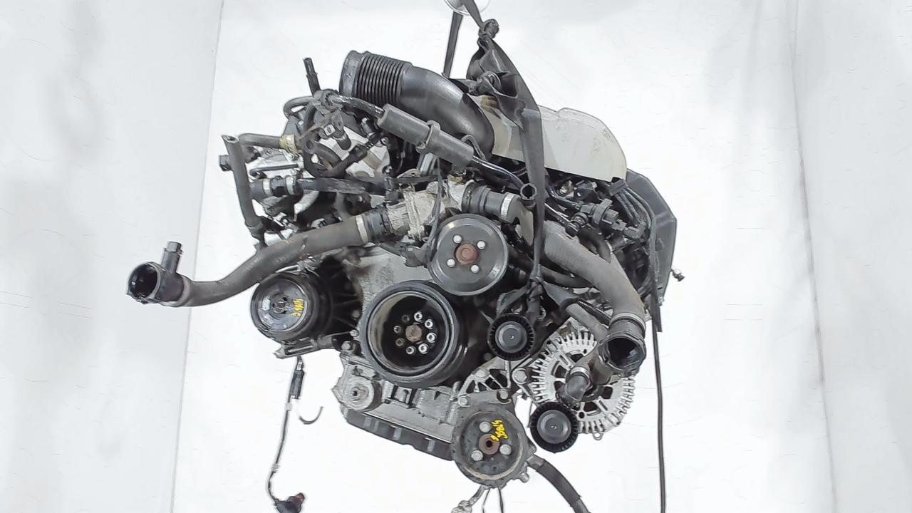 Двигатель (ДВС) BMW 7 E65  3.6 л Бензин