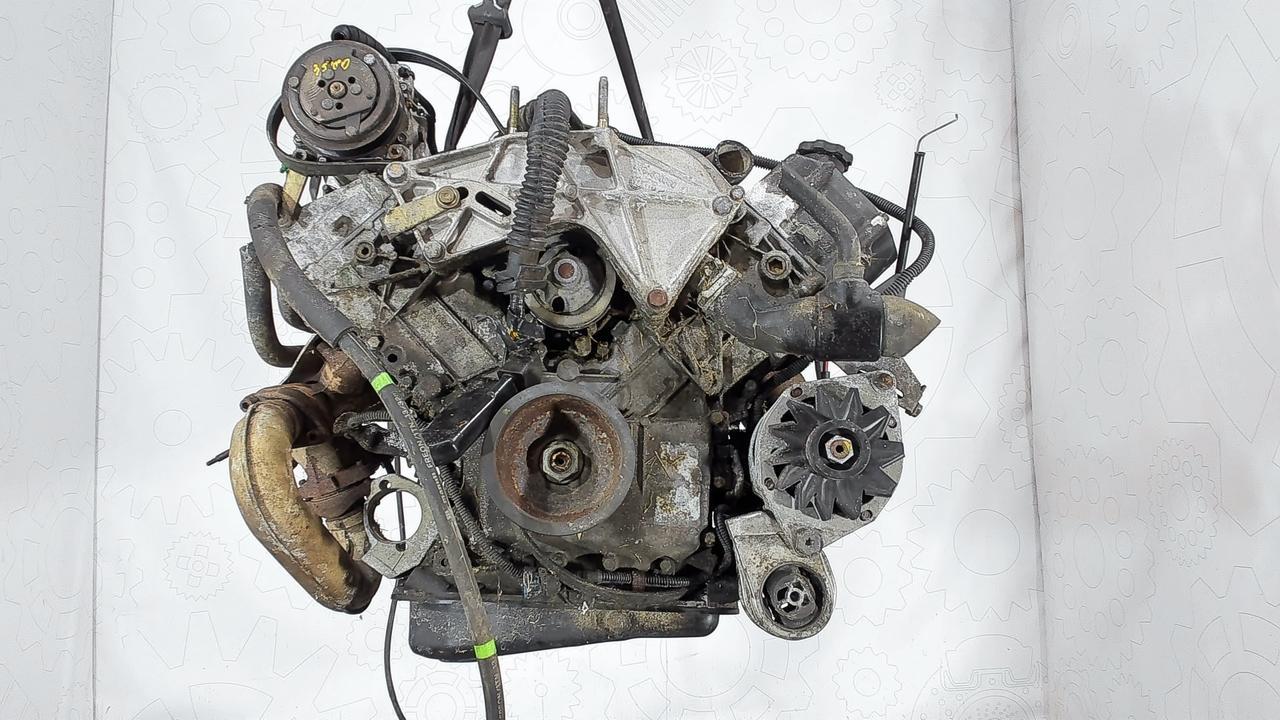 Двигатель (ДВС) Peugeot 605 3 л Бензин
