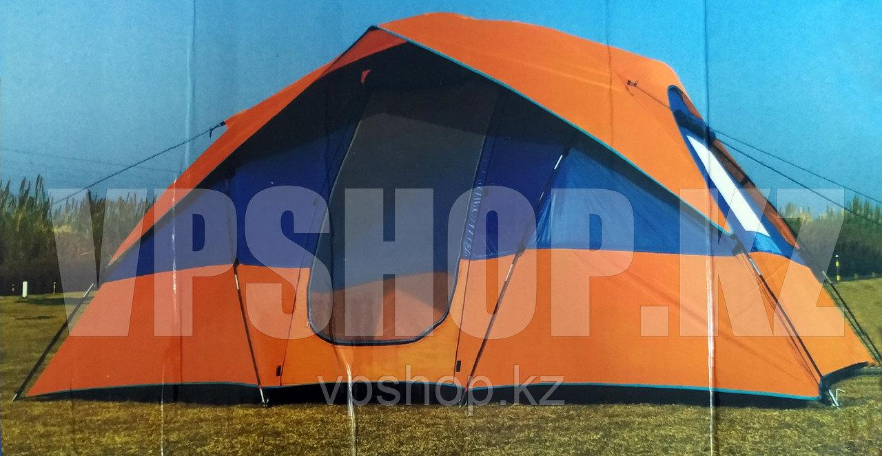 Двухкомнатная четырехместная палатка Min Mimir ART 1100