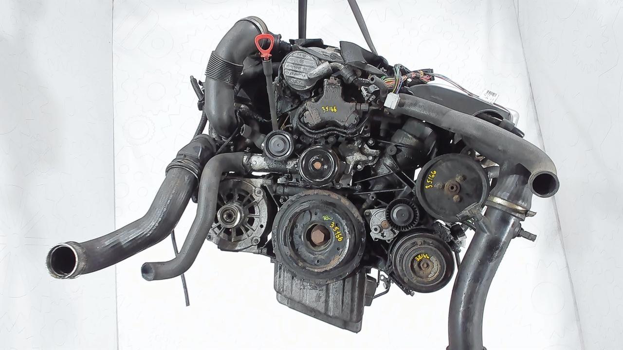 Двигатель (ДВС) Mercedes E W210  2.7 л Дизель