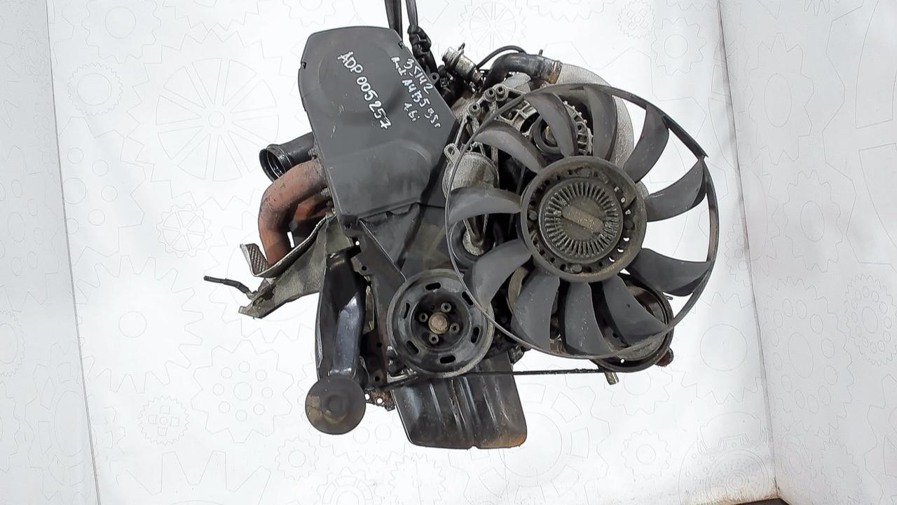 Двигатель (ДВС) Audi A4 (B5)  1.6 л Бензин