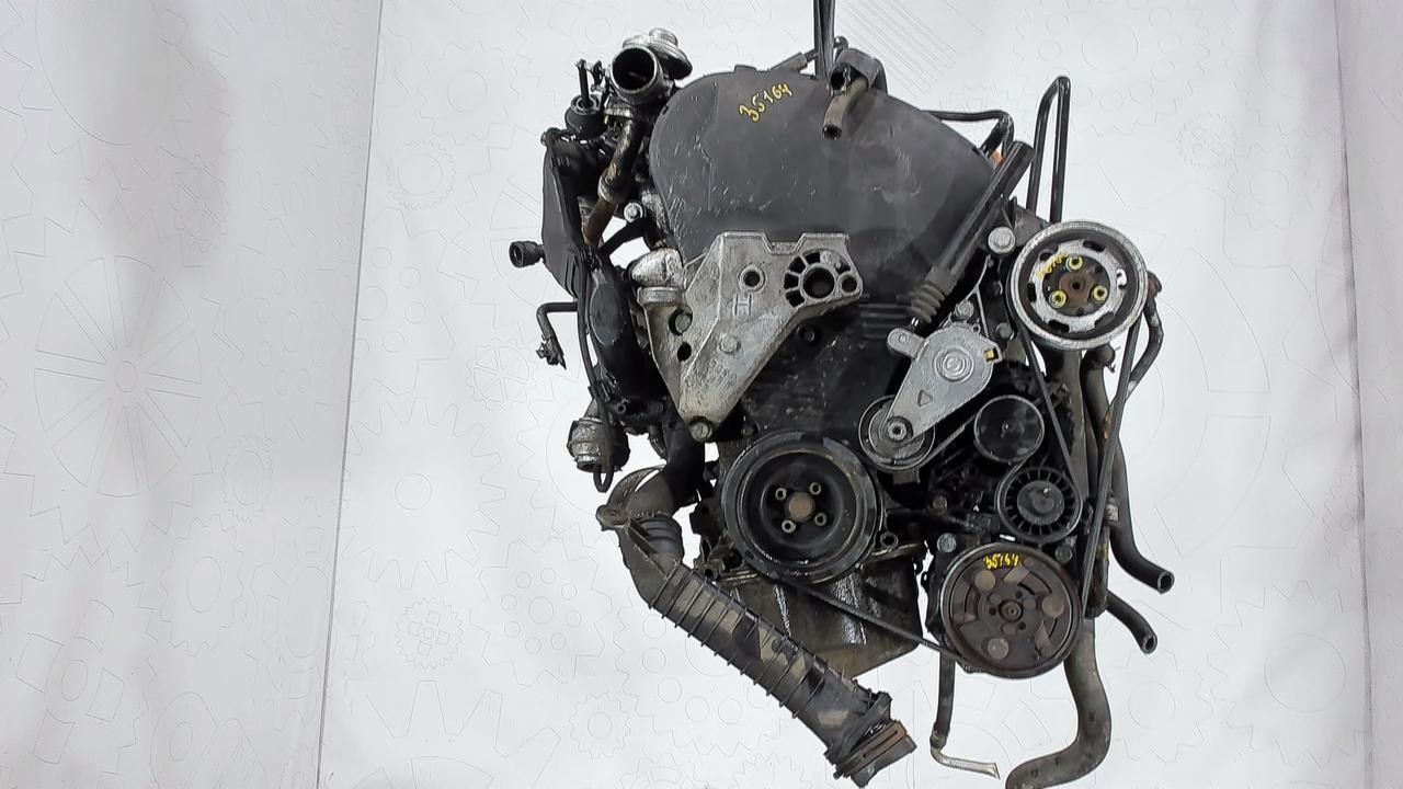 Двигатель (ДВС) Skoda Octavia (A4 1U) 1.9 л Дизель
