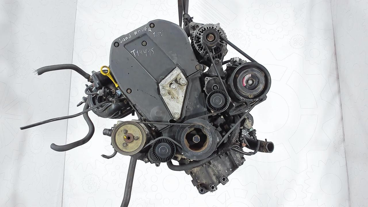 Двигатель (ДВС) Land Rover Freelander 1  1.8 л Бензин