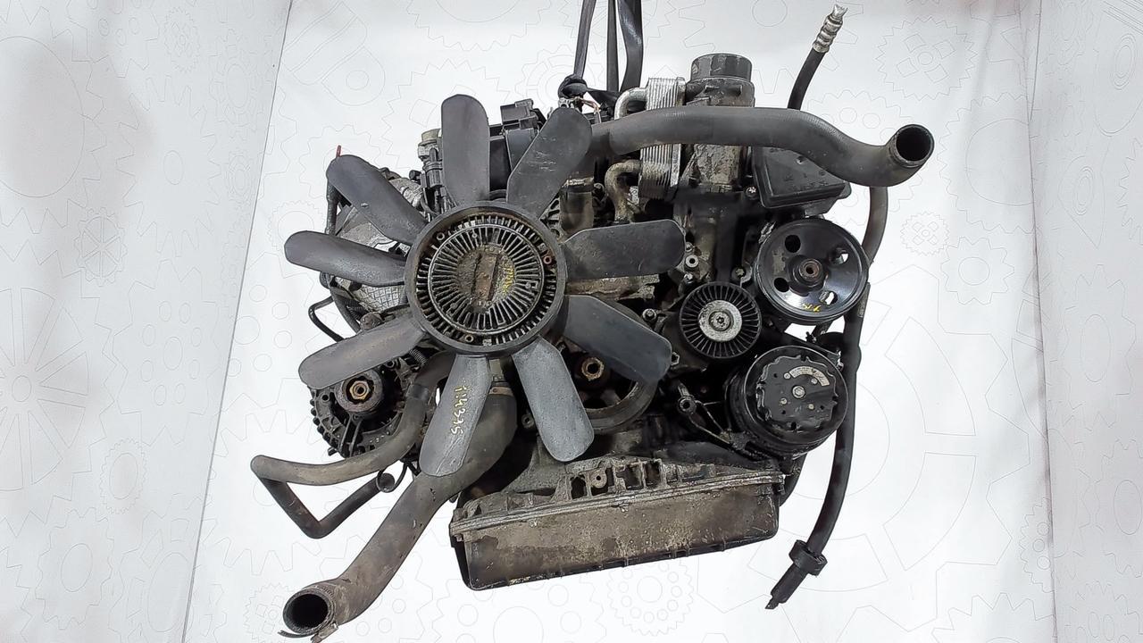 Двигатель (ДВС) Mercedes ML W163  3.2 л Бензин