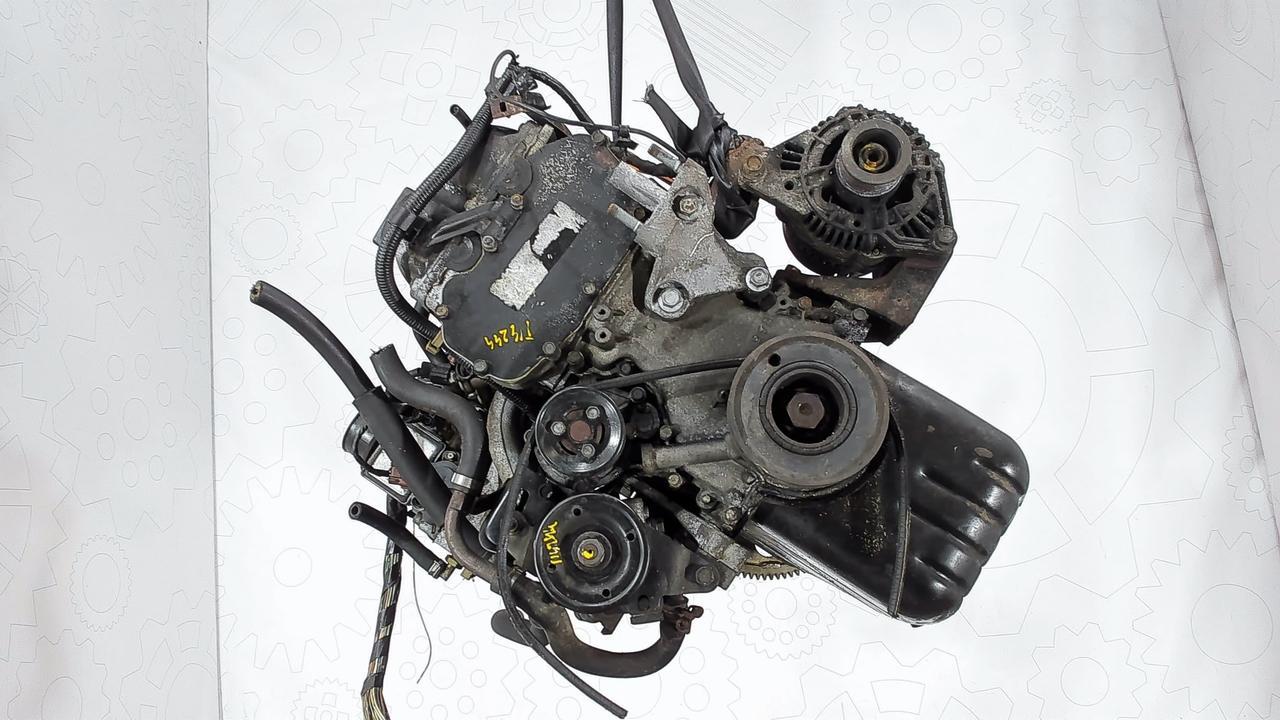Двигатель (ДВС) Nissan Micra K11E  1.3 л Бензин