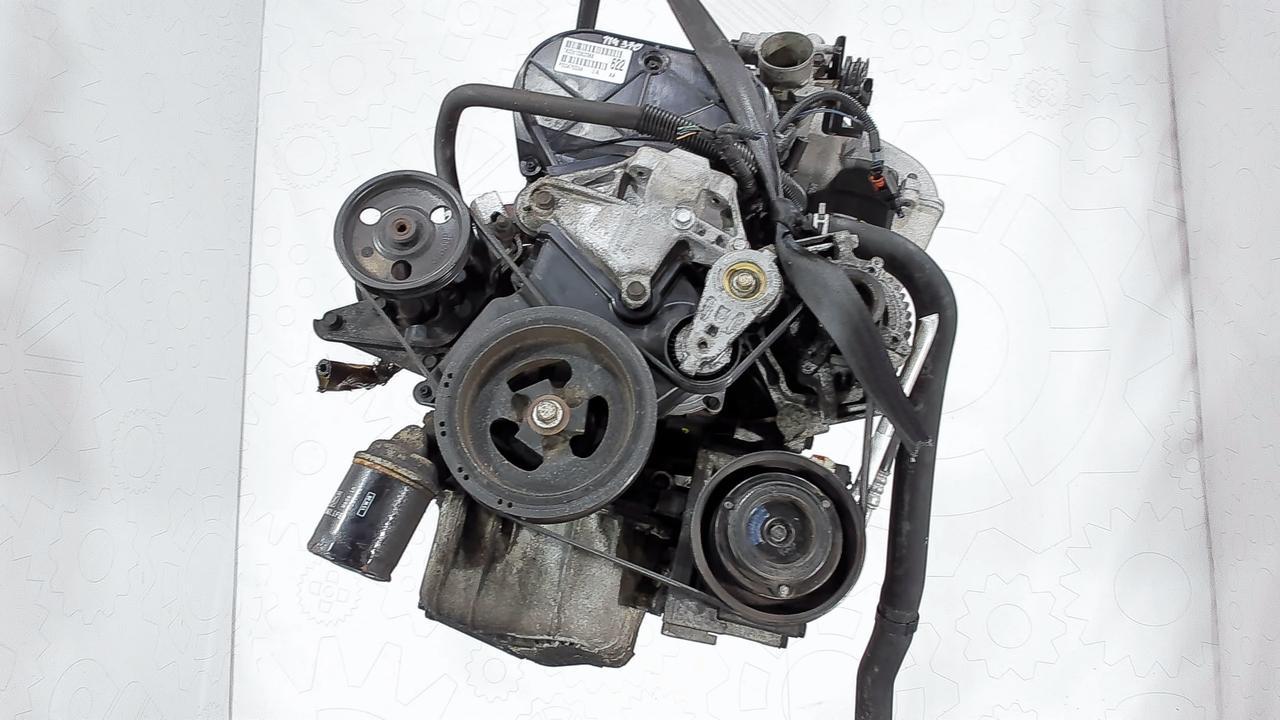 Двигатель (ДВС) Chrysler Voyager  2.4 л Бензин