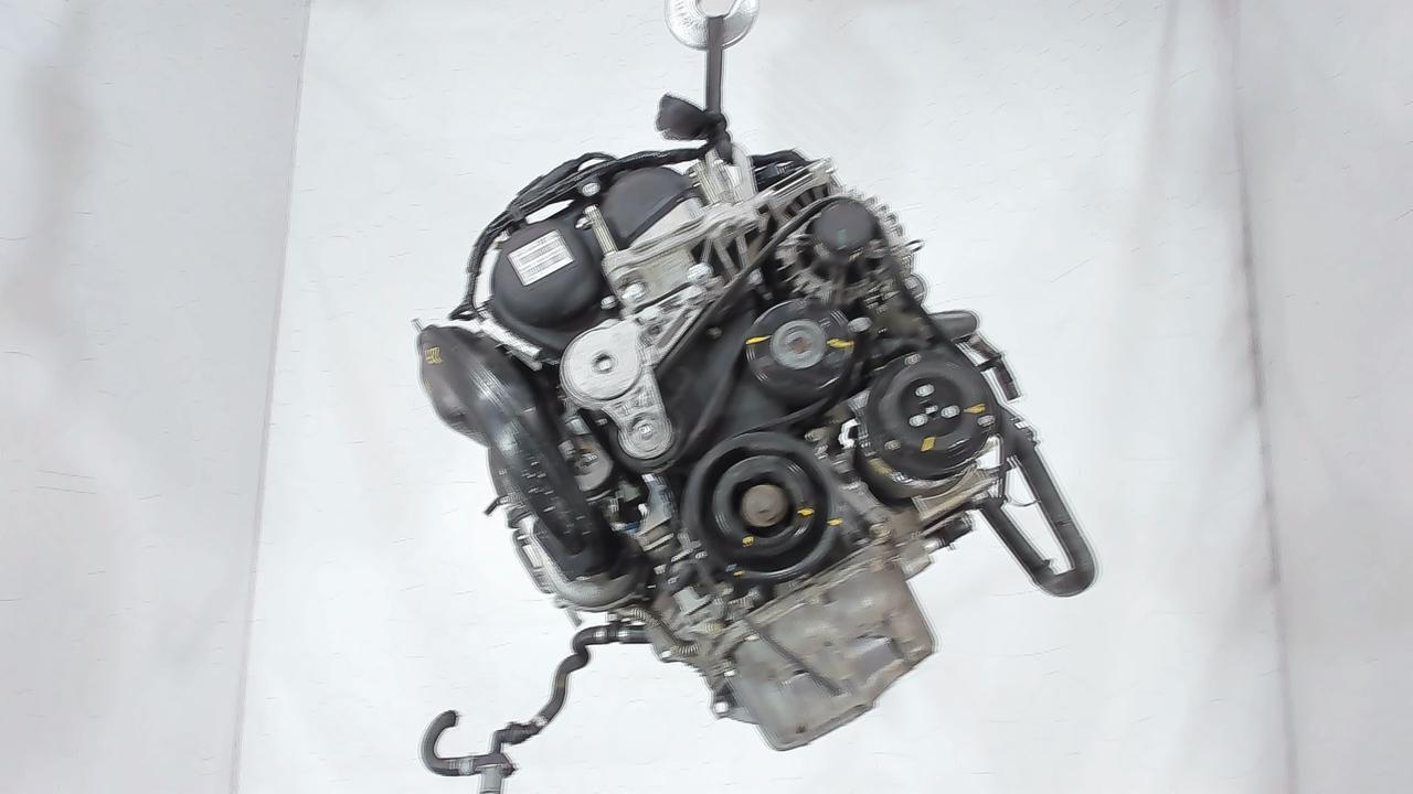 Двигатель (ДВС) Ford Focus 3  1.5 л Бензин