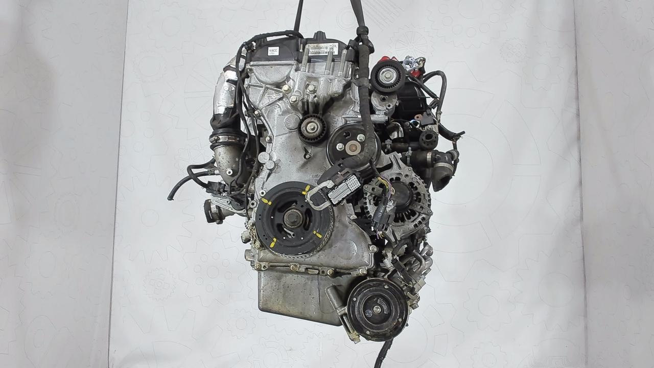 Двигатель (ДВС) Ford Mondeo 5  2 л Бензин