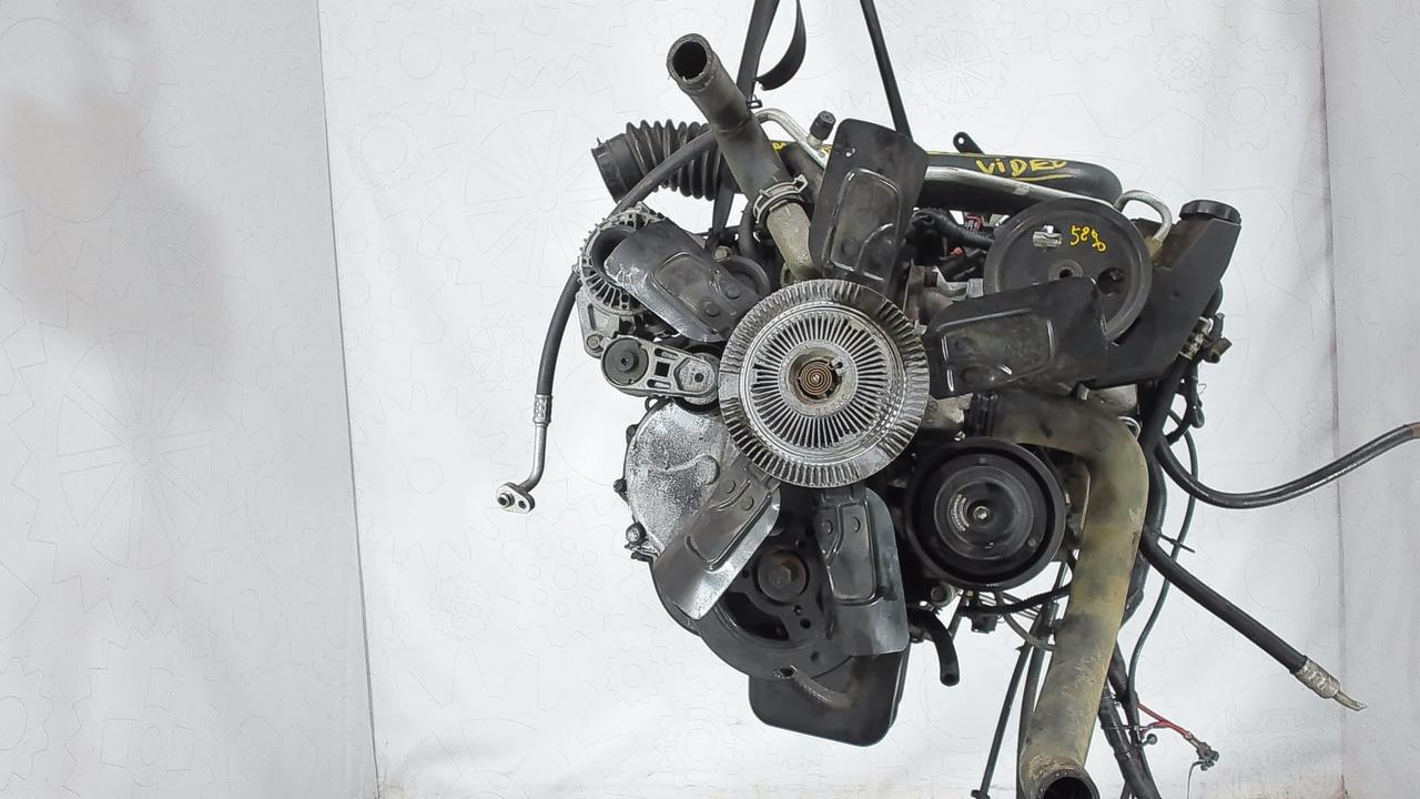Двигатель (ДВС) Jeep Wrangler  4.0 л Бензин