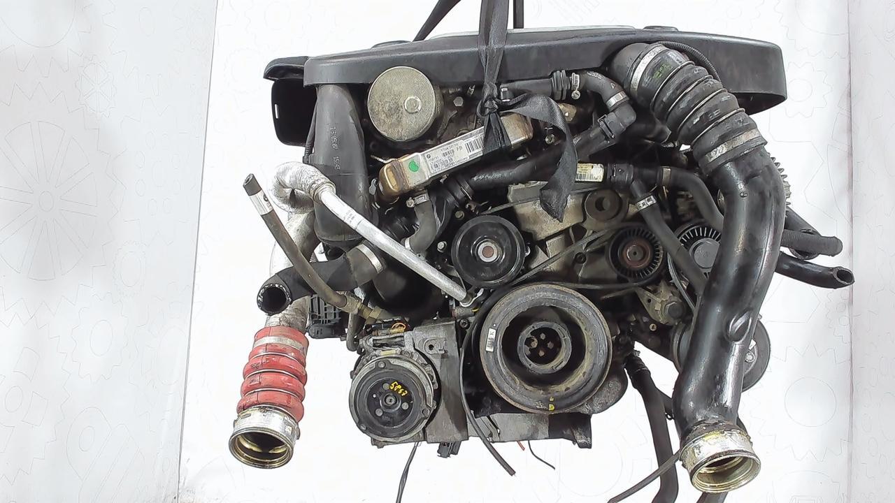 Двигатель (ДВС) BMW X5 E70  3 л Дизель