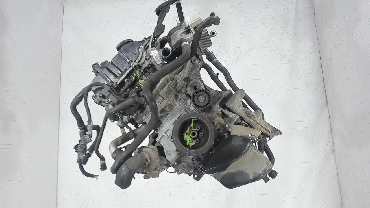 Двигатель (ДВС) BMW 1 E87  2 л Бензин