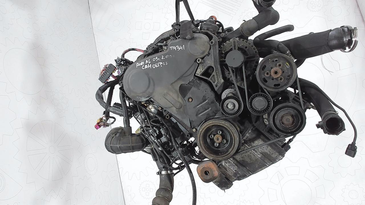 Двигатель (ДВС) Audi A6 (C6)  2 л Дизель