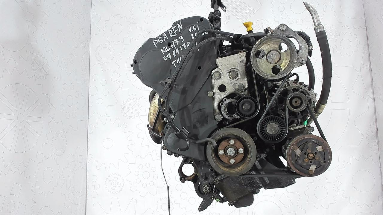 Двигатель (ДВС) Peugeot 307 2 л Бензин