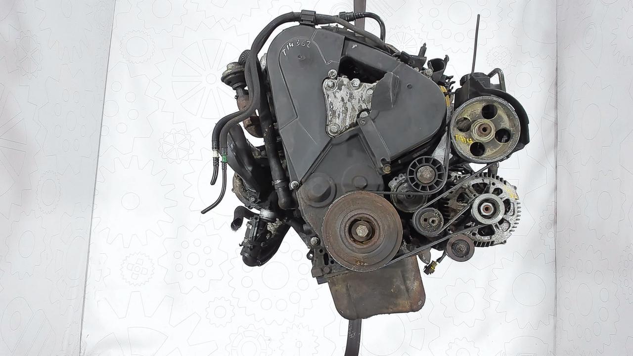 Двигатель (ДВС) Citroen Berlingo  2 л Дизель