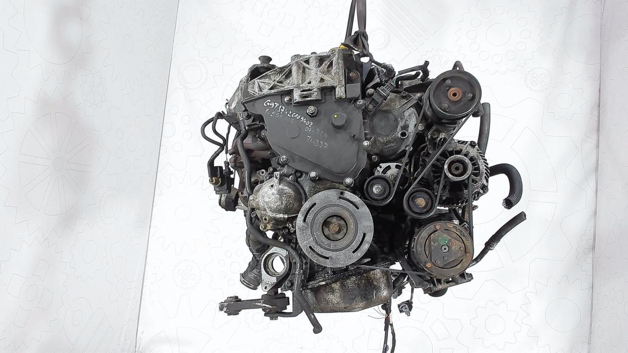 Двигатель (ДВС) Renault Espace 4  2.2 л Дизель
