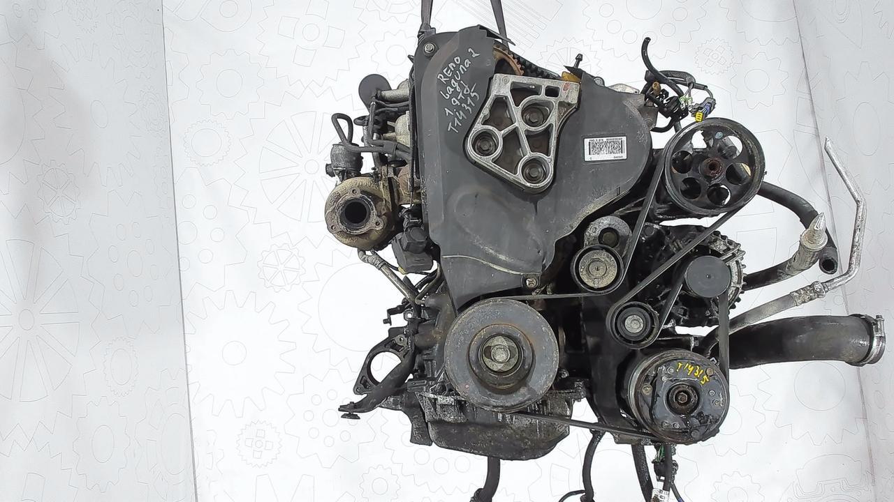 Двигатель (ДВС) Renault Laguna 2  1.9 л Дизель