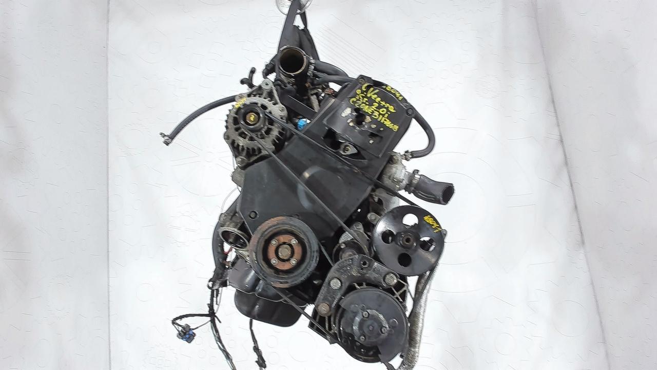 Двигатель (ДВС) Opel Vectra A 1988 2 л Бензин