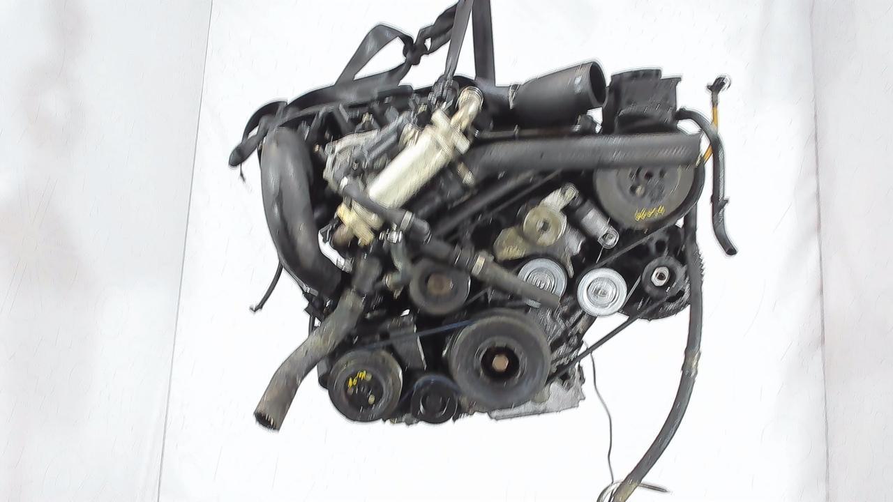 Двигатель (ДВС) BMW 3 E46  2 л Дизель