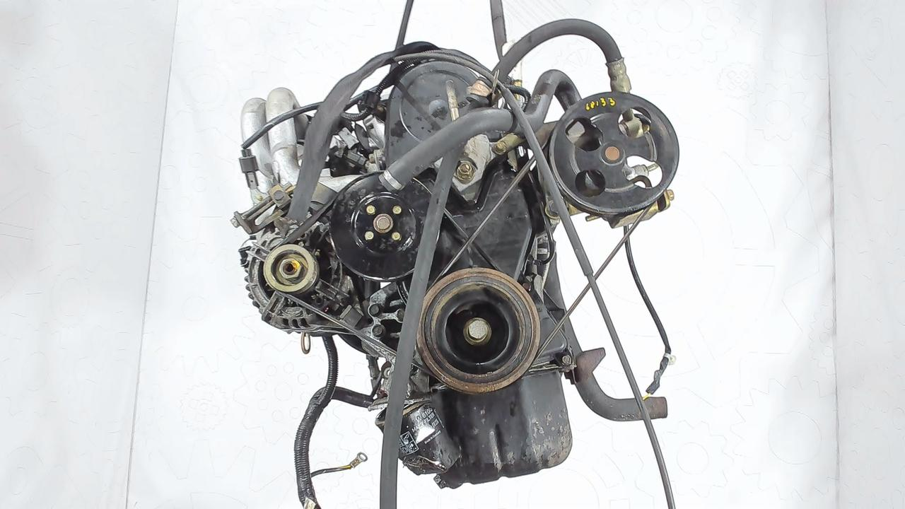 Двигатель (ДВС) Mitsubishi Space Star 1.3 л Бензин