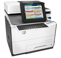 МФУ HP PageWide Enterprise Color Flow MPF 586z (арт. G1W41A)