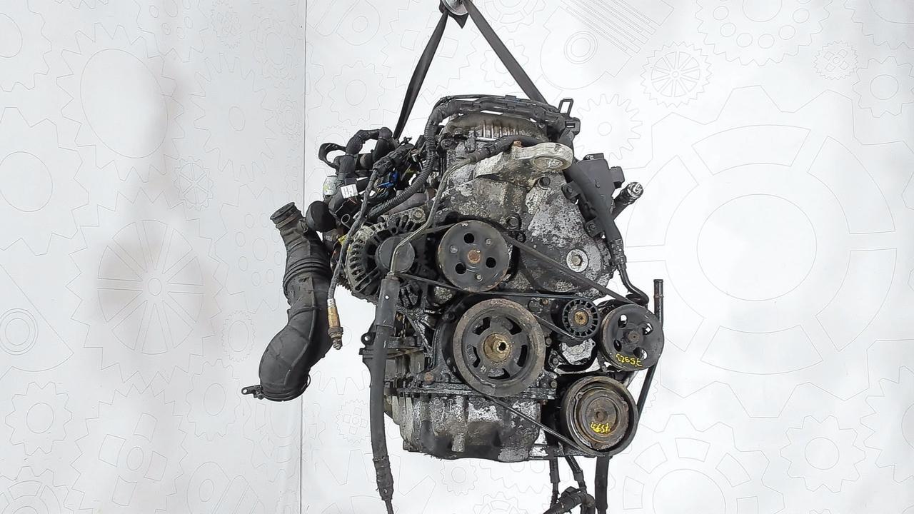 Двигатель (ДВС) KIA Rio  1.5 л Дизель