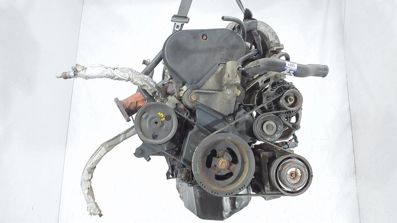 Двигатель (ДВС) Plymouth Voyager  2.4 л Бензин