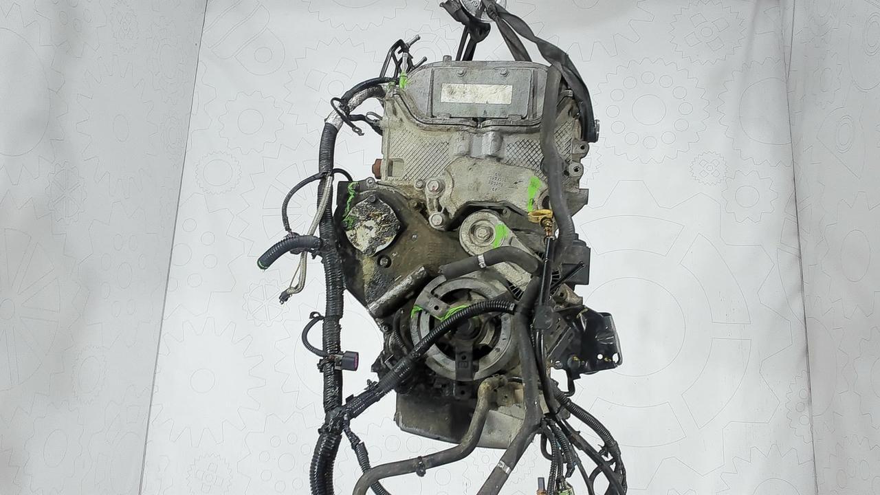 Двигатель (ДВС) Chevrolet Equinox  2.4 л Бензин