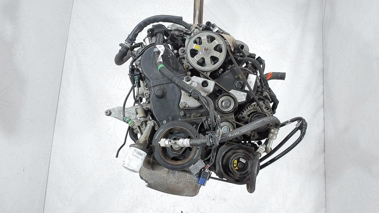 Двигатель (ДВС) Honda Ridgeline  3.5 л Бензин