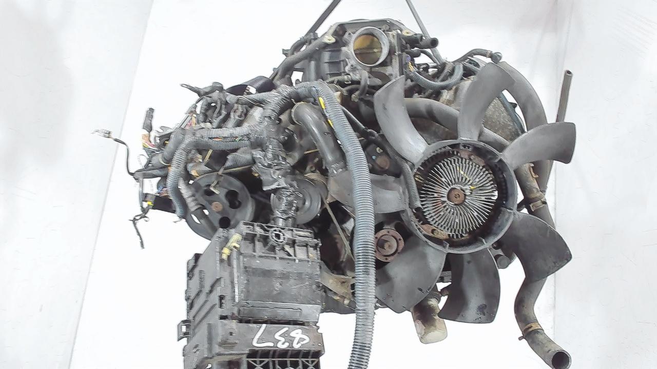 Двигатель (ДВС) Infiniti QX56 (JA60)  5.6 л Бензин