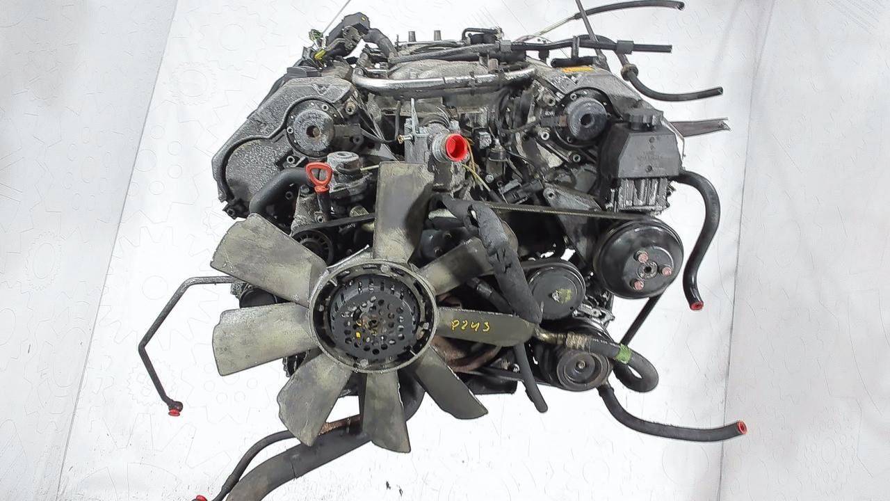 Двигатель (ДВС) Mercedes S W140  4.2 л Бензин