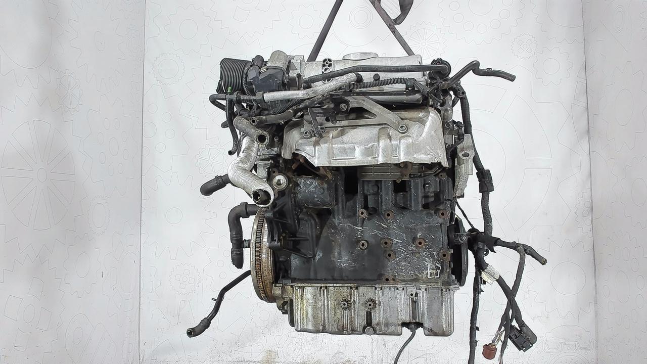 Двигатель (ДВС) Volkswagen Passat 6  3.2 л Бензин