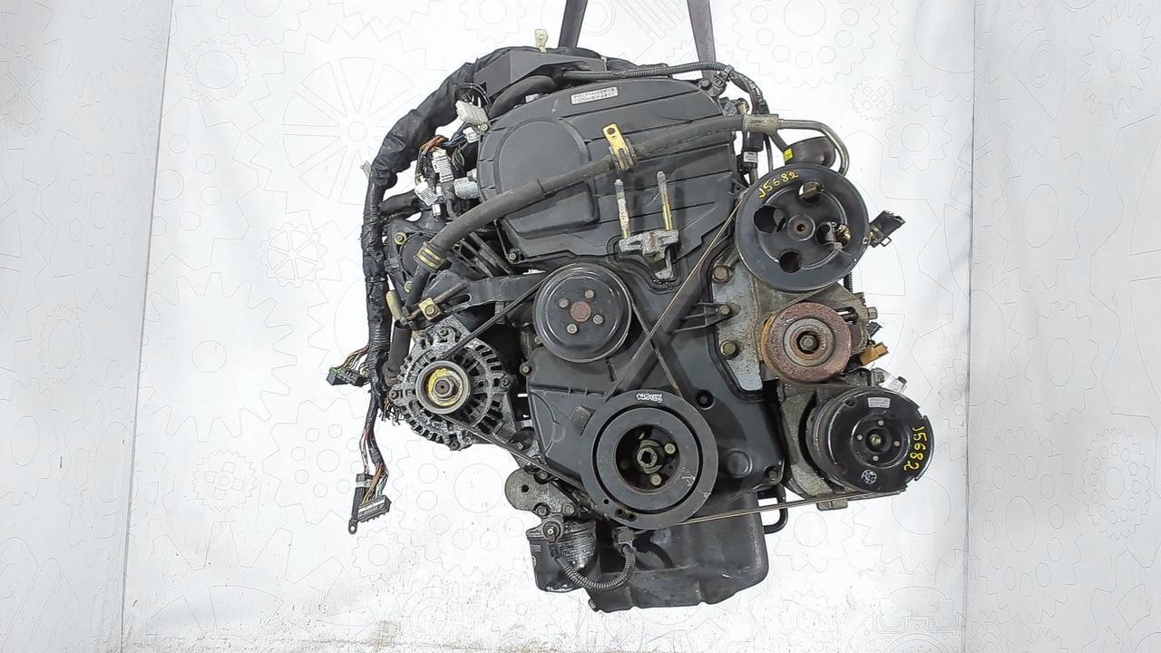 Двигатель (ДВС) Mitsubishi Space Wagon  2.4 л Бензин