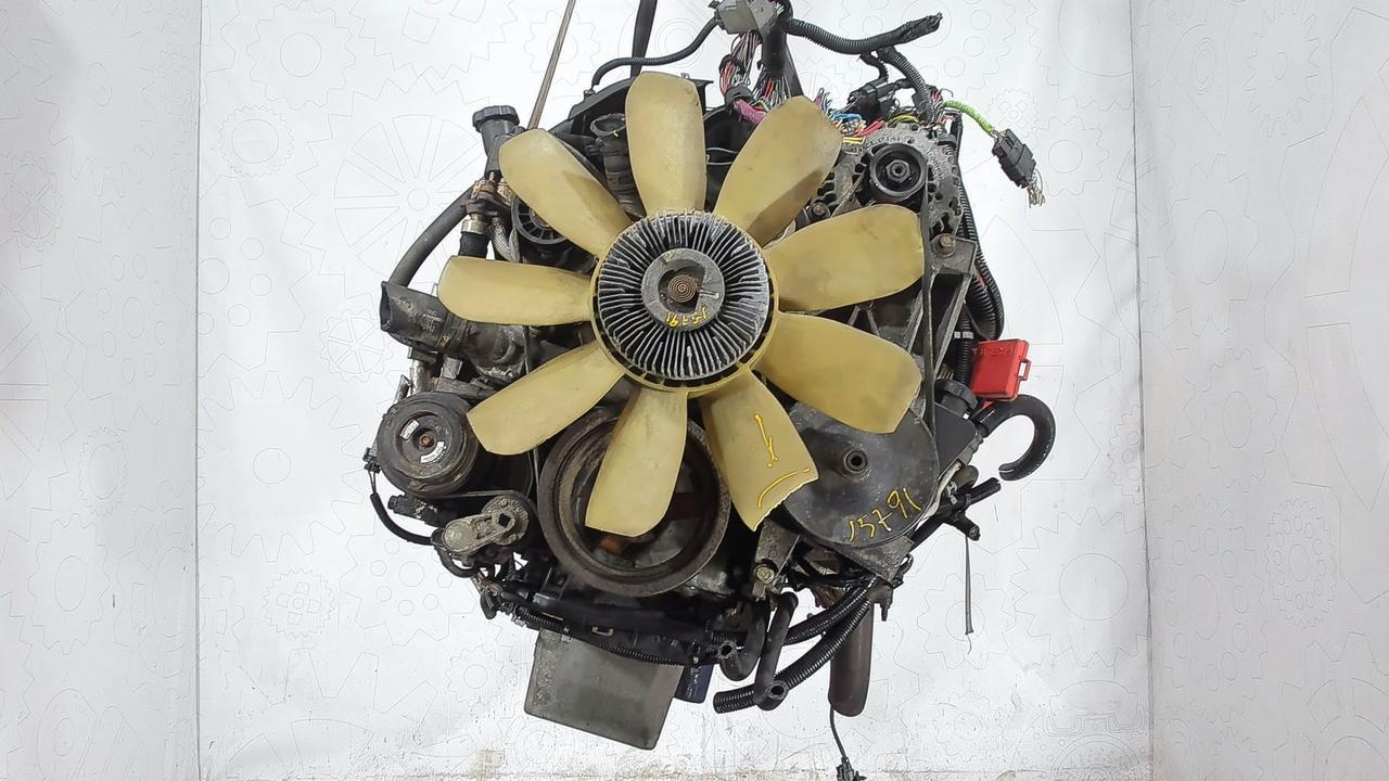 Двигатель (ДВС) Cadillac Escalade 2  6 л Бензин