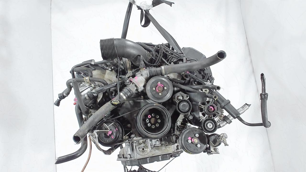 Двигатель (ДВС) BMW 7 E65  4.4 л Бензин