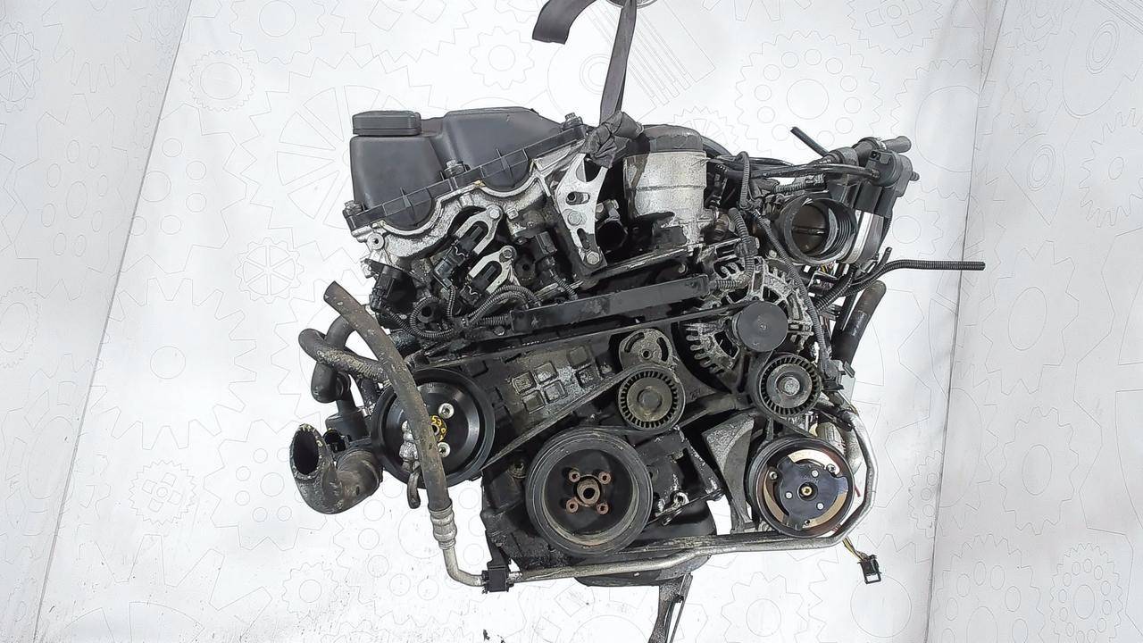 Двигатель (ДВС) BMW 1 E87  1.6 л Бензин
